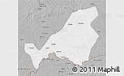 Gray 3D Map of Bangassou