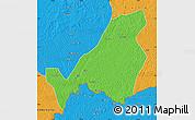Political Map of Bangassou