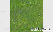 Satellite Map of Bangassou