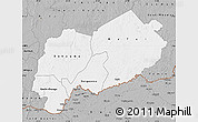 Gray Map of Mbomou