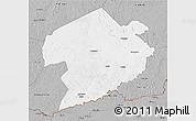 Gray 3D Map of Rafai