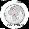 Outline Map of Rafai