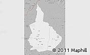 Gray Map of Nana-Gribingui