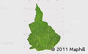 Satellite Map of Nana-Gribingui, cropped outside