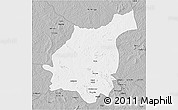 Gray 3D Map of Bakala
