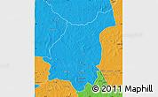 Political Map of Bakala