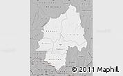 Gray Map of Ouaka