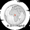 Outline Map of Bouca