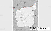 Gray Map of Ouham