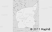Silver Style Map of Ouham