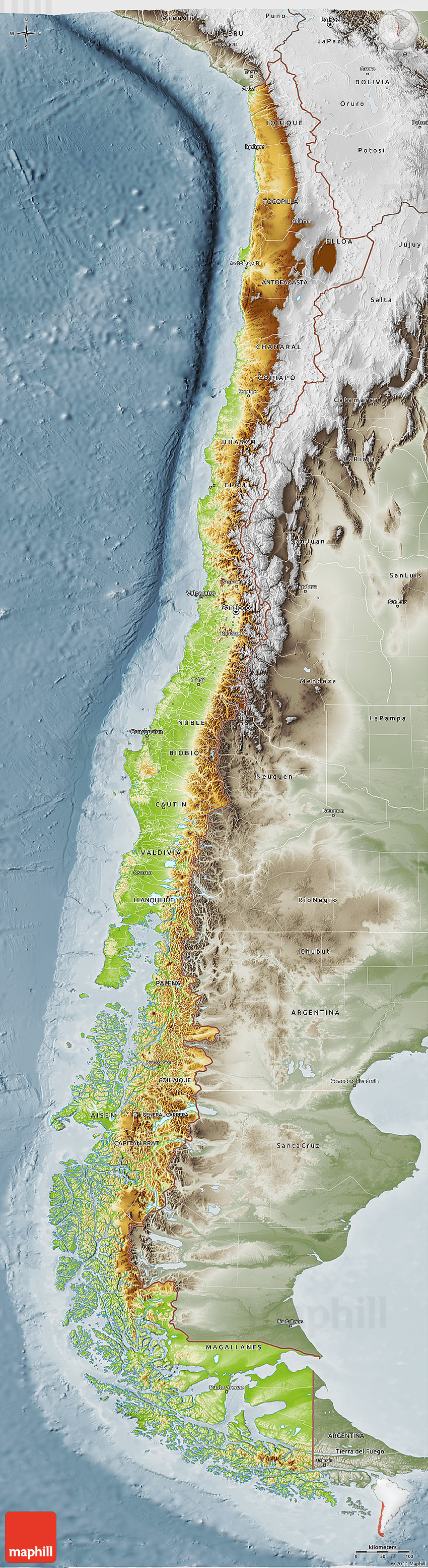 a geography of chile Climate of central chile köppen climate classification the köppen climate classification system is a widely used method for classifying the earth's various climates.