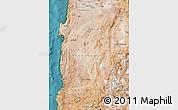 Satellite Map of ANTOFAGASTA