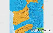 Political Map of ARICA
