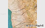 Satellite Map of ARICA