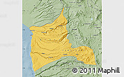 Savanna Style Map of ARICA