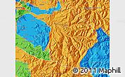 Political Map of Machali