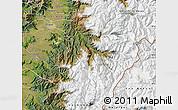 Satellite Map of Machali