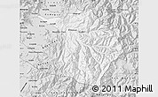 Silver Style Map of Machali