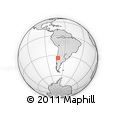 Outline Map of CACHAPOAL