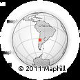 Outline Map of CORDILLERA