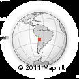 Outline Map of EL LOA