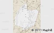 Classic Style Map of San Pedro de Atacama
