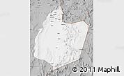Gray Map of San Pedro de Atacama