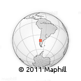 Outline Map of Cochamo