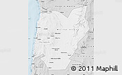Silver Style Map of TOCOPILLA