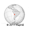 Outline Map of TOCOPILLA