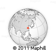 Outline Map of Feidong