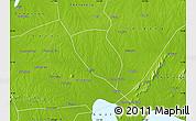 Physical Map of Hefei Shiqu