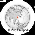 Outline Map of Hefei Shiqu