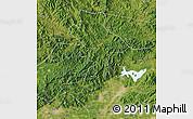 Satellite Map of Huairou