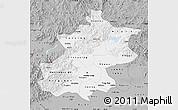 Gray Map of Beijing