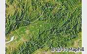 Satellite Map of Yanqing