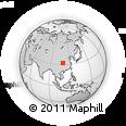 Outline Map of Chengkou