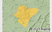 Savanna Style Map of Dazu