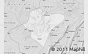 Silver Style Map of Dazu
