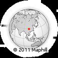 Outline Map of Jiangjin