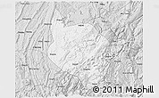 Silver Style 3D Map of Nanchuan
