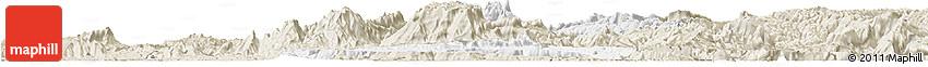 Classic Style Horizon Map of Nanchuan
