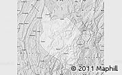 Silver Style Map of Nanchuan