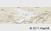 Classic Style Panoramic Map of Tongliang
