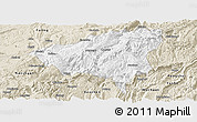 Classic Style Panoramic Map of Wulong