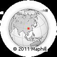 Outline Map of Zhong Xian