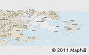Classic Style Panoramic Map of Fuqing