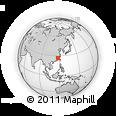 Outline Map of Jiangle