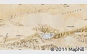 Satellite Map of Aksay