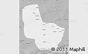 Gray Map of Anxi